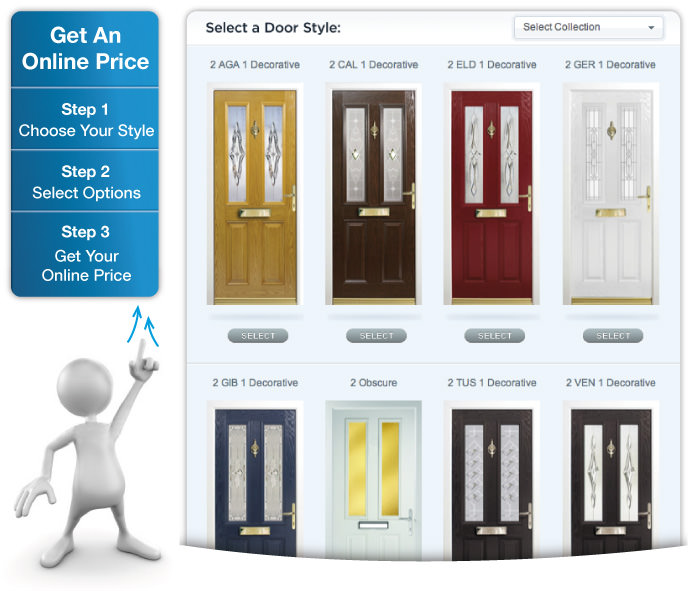 Double glazed doors online double glazing quotes for Double glazing firms
