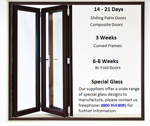 double glazing installation timescales
