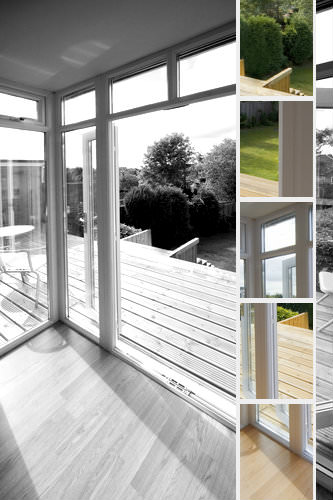 double glazing in guildford