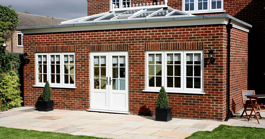 conservatory to orangery conversion