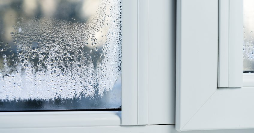 does double glazing stop condensation