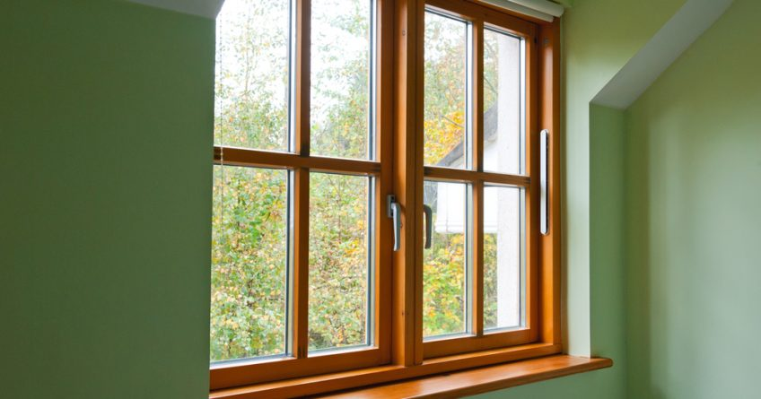 how to maintain wooden windows