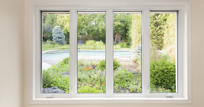 glass for upvc windows
