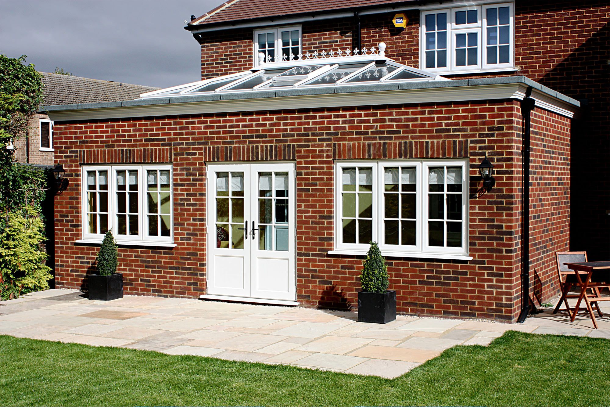 conservatory to orangery conversion cost